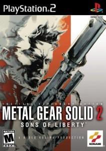 Next gen Ranking Metal Gear Ranking Metal Gear MGS2 Boxart 211x300