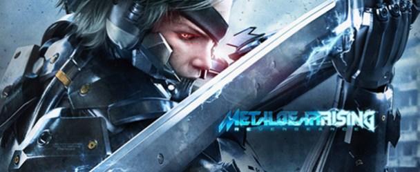 metal gear rising: revengeance (ps3) review Metal Gear Rising: Revengeance (PS3) Review Metal Gear Rising Banner