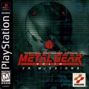 Play as the Ninja Ranking Metal Gear Ranking Metal Gear Metal Gear VR Mission 300x300