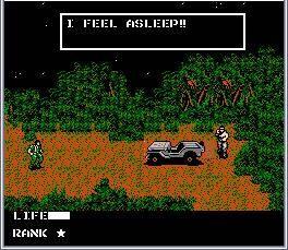a famous typo Ranking Metal Gear Ranking Metal Gear Metal Gear NES Screenshot3