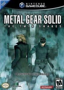 A GC exclusive Ranking Metal Gear Ranking Metal Gear Twin Snakes box 213x300