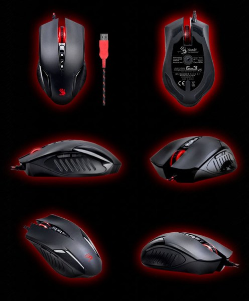 It's pretty A4-Tech: Bloody Ultra Core 3 Gaming Mouse Review (Hardware) A4-Tech: Bloody Ultra Core 3 Gaming Mouse Review (Hardware) A4 Tech Images
