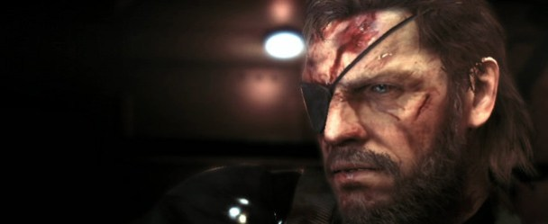 Metal Gear Solid, Konami, MGSV, Phantom Pain, GDC Konami Officially Announces Metal Gear Solid 5 Metal Gear Solid V