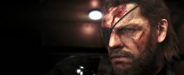 Metal Gear Solid, Konami, MGSV, Phantom Pain, GDC Konami Officially Announces Metal Gear Solid 5 Metal Gear Solid V