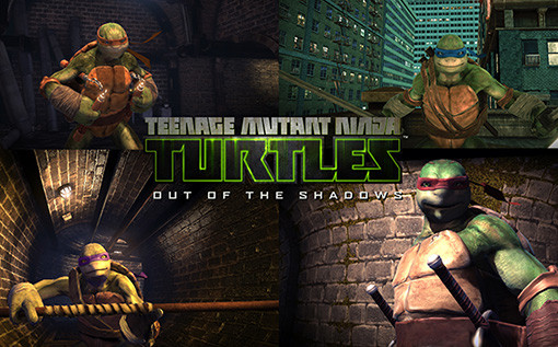 Activision Brings TMNT Back Into the Light Activision Brings TMNT Back Into the Light TMNT 510x317