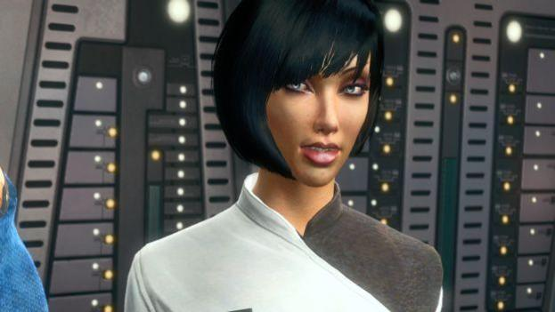 STAR TREK The Video Game STAR TREK The Video Game STAR TREK The Video Game Introduces New Vulcan Heroes star trek vulcan