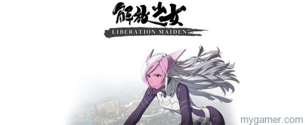 Liberation Maiden 3DS eShop Review Liberation Maiden 3DS eShop Review Liberation Madien Banner