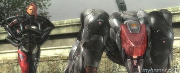 Metal Gear Rising: Revengeance – Blade Wolf DLC Review (PS3) Metal Gear Rising: Revengeance – Blade Wolf DLC Review (PS3) Blade Wolf Banner
