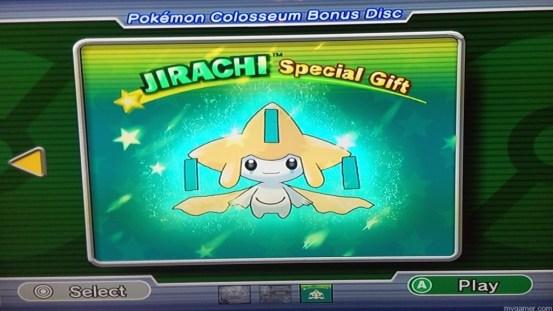 Jirachi!