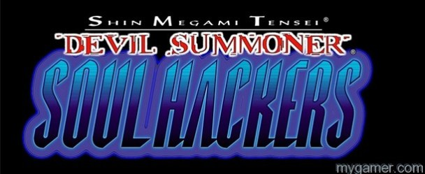 Soul Hackers (3DS) Review Soul Hackers (3DS) Review Soul Hacker Banner