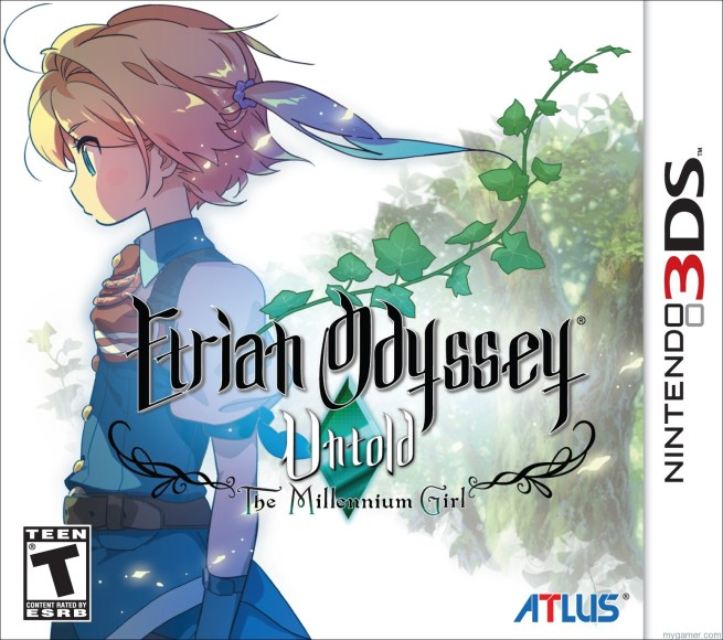 Boxart Etrian Odyssey Untold: The Millennium Girl Arrives Oct 1, 2013 Etrian Odyssey Untold: The Millennium Girl Arrives Oct 1, 2013 EOURated 1024x906