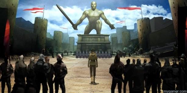 Becoming a Samurai Shin Megami Tensei IV (3DS) Review Shin Megami Tensei IV (3DS) Review SMTIV 2
