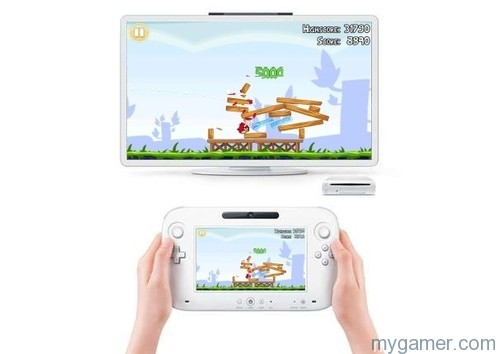 Angry Birds Now on your Wii U Angry Birds Trilogy (Wii U) Review Angry Birds Trilogy (Wii U) Review Angry Birds Wii U