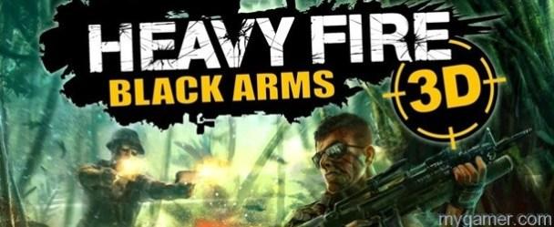 Heavy Fire: Black Arms 3D 3DS eShop Review Heavy Fire: Black Arms 3D 3DS eShop Review Heavy Fire Black Arms 3D Banner