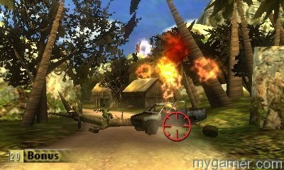 Splode! Heavy Fire: Black Arms 3D 3DS eShop Review Heavy Fire: Black Arms 3D 3DS eShop Review Heavy Fire Black Arms Splode