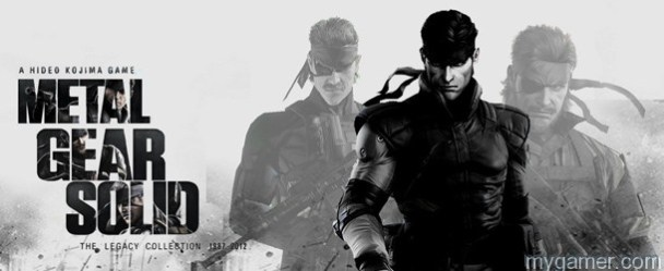 The Metal Gear Solid Legacy Collection (PS3) Review The Metal Gear Solid Legacy Collection (PS3) Review MGS Legacy Banner