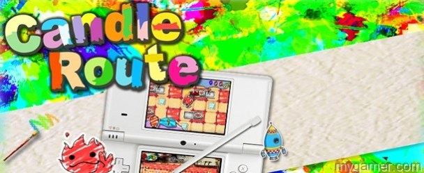 Candle Route DSiWare 3DS eShop Review Candle Route DSiWare 3DS eShop Review Candle Route Banner