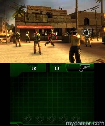 Easy to get overwhelmed at times Heavy Fire: Special Ops – 3DS eShop Review Heavy Fire: Special Ops – 3DS eShop Review Heavy Fire Spec Ops1