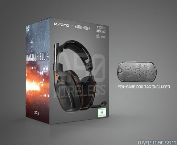 ASTRO Releasing Battlefield Version of A50 Headset ASTRO Releasing Battlefield Version of A50 Headset ASTRO Battlefield4