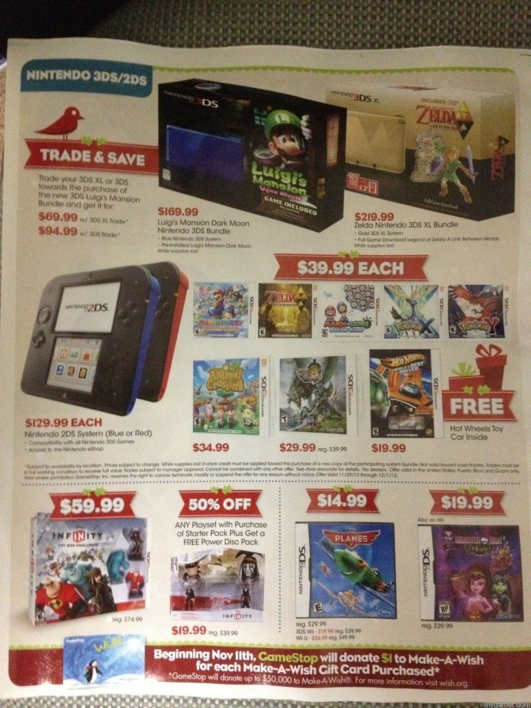 Page12 Gamestop 2013 Black Friday Ad Leaked! Gamestop 2013 Black Friday Ad Leaked! Gamestop Black Friday 2013 12 768x1024