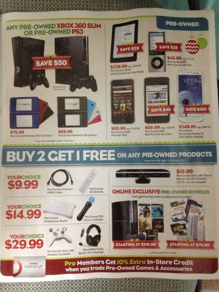 Page4 Gamestop 2013 Black Friday Ad Leaked! Gamestop 2013 Black Friday Ad Leaked! Gamestop Black Friday 2013 4 768x1024