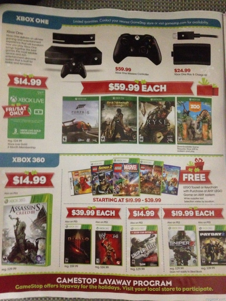Page6 Gamestop 2013 Black Friday Ad Leaked! Gamestop 2013 Black Friday Ad Leaked! Gamestop Black Friday 2013 6 768x1024