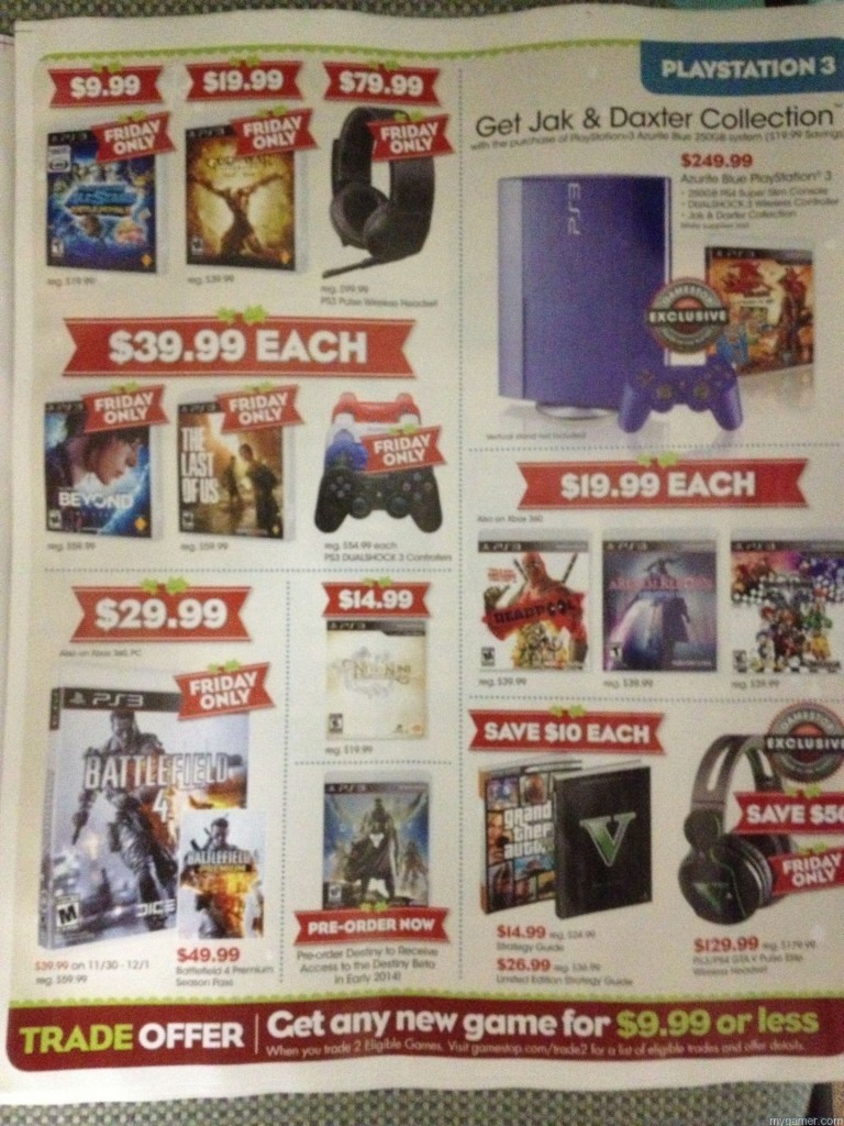 Page9 Gamestop 2013 Black Friday Ad Leaked! Gamestop 2013 Black Friday Ad Leaked! Gamestop Black Friday 2013 9 768x1024