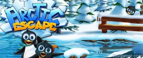 Arctic Escape (DSiWare) Review Arctic Escape (DSiWare) Review Arctic Escape Banner