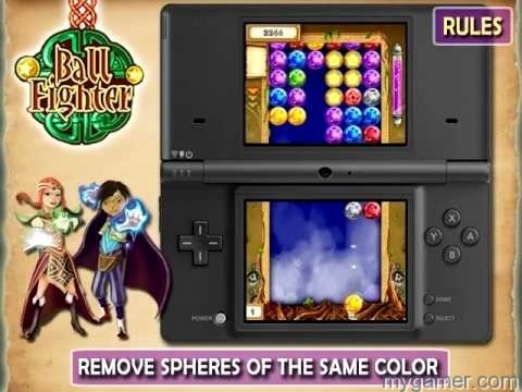 this is what the entire game looks like Ball Fighter DSiWare/3DS eShop Review Ball Fighter DSiWare/3DS eShop Review Ball Fighter Rules