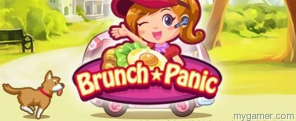 Brunch Panic 3DS eShop Review Brunch Panic 3DS eShop Review Brunch Panic Banner