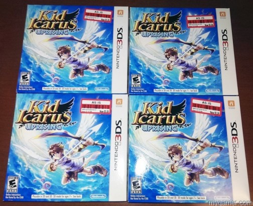 What what!! Kid Icarus Uprising on Clearance for $5.06 Kid Icarus Uprising on Clearance for $5.06 Kid Icarus Up 4All
