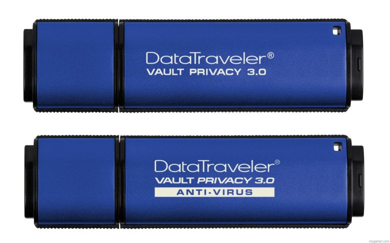 Kingston Introduces DataTraveler 3.0 USB Flashdrive, adds Encryption and Anti-Virus Kingston Introduces DataTraveler 3.0 USB Flashdrive, adds Encryption and Anti-Virus Kingston DataTravlers 3