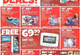 ToysRus Black Friday 2013 Ad Leaked ToysRus Black Friday 2013 Ad Leaked TRU Black Fri 2013 2