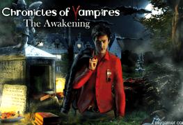 Chronicles of Vampires: The Awakening DSiWare Review Chronicles of Vampires: The Awakening DSiWare Review ChroniclesOfVampiresTheAwakening background