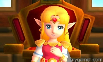 Character models look a little to cute when close up The Legend of Zelda: A Link Between Worlds 3DS Review The Legend of Zelda: A Link Between Worlds 3DS Review Zelda Link Betwn Worlds Zelda