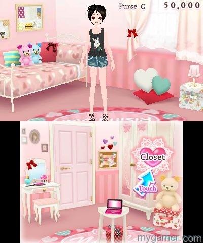 More pink! Ahhhhgg!! Girls' Fashion Shoot 3DS Review Girls' Fashion Shoot 3DS Review girls fashion shoot