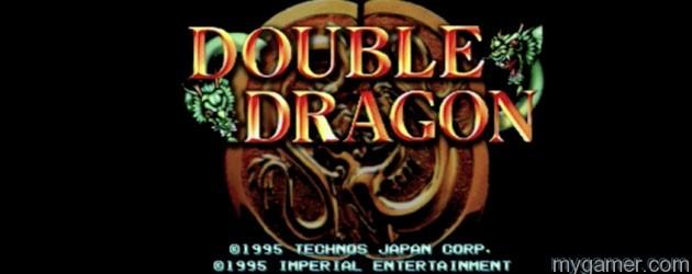 Double Dragon - PSOne Import on PSN Review Double Dragon – PSOne Import on PSN Review Double Dragon Retro MonkeyPaw Black Logo