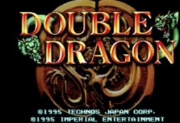 Double Dragon - PSOne Import on PSN Review Double Dragon – PSOne Import on PSN Review Double Dragon Retro MonkeyPaw Black Logo