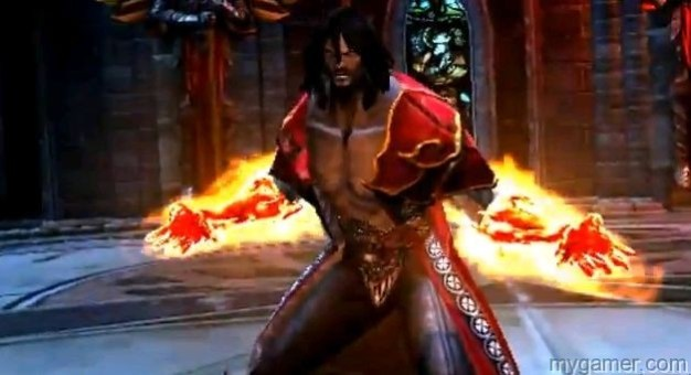 Check out the Chaos Claws in Castlevania Lords of Shadow 2 Check out the Chaos Claws in Castlevania Lords of Shadow 2 Castlevania Chaos Claws