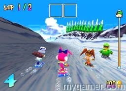 Multiplayer greatness My Top 5 Favorite Altus Games My Top 5 Favorite Altus Games Snowboard Kids Screen