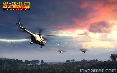 PS4 Version of Air Conflicts: Vietnam Confirmed PS4 Version of Air Conflicts: Vietnam Confirmed AirConflicts Vietnam