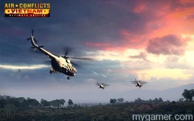 PS4 Version of Air Conflicts: Vietnam Confirmed PS4 Version of Air Conflicts: Vietnam Confirmed AirConflicts Vietnam