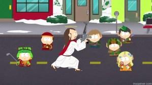 South Park Stick of Truth Jesus Summon
