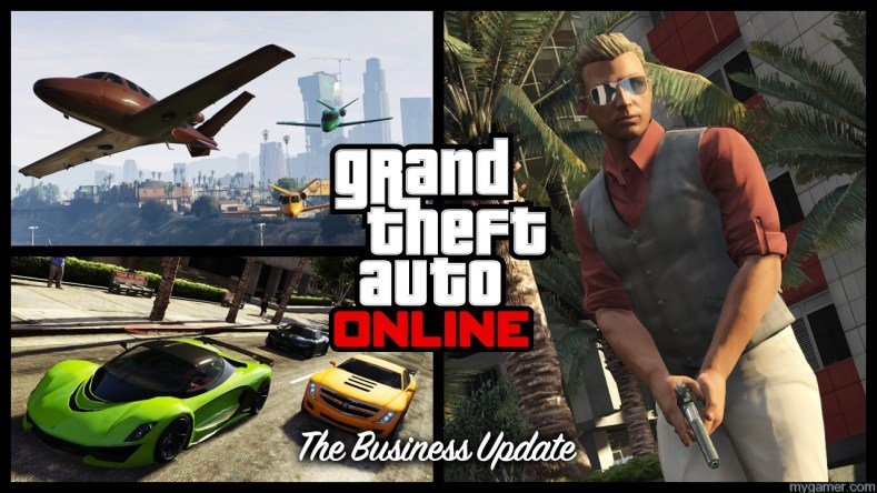 The Business Update