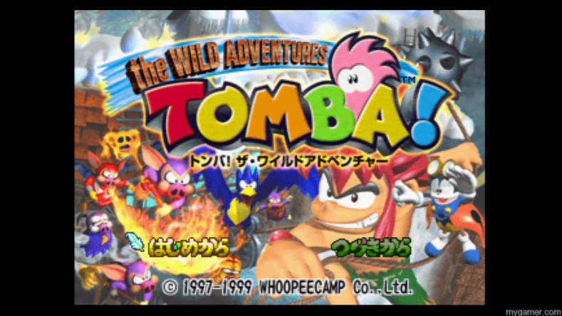 Tomba! 2 – PSOne Import on PSN Review Tomba! 2 – PSOne Import on PSN Review Tomba 2 banner