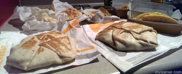 The crunch wrap is the sleeper hit here