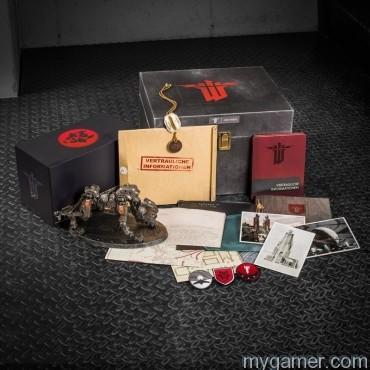 Wolfenstein Pre Order