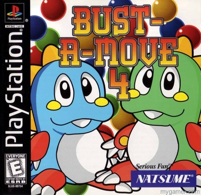 Natsume Will Bring Bust-A-Move 4 to PSN this Spring Natsume Will Bring Bust-A-Move 4 to PSN this Spring Bust a Move 4