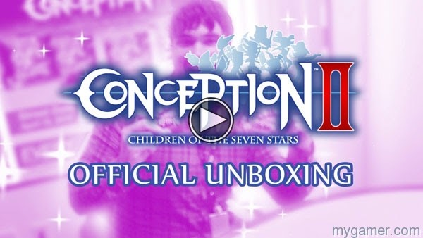 Conception II Official Unboxing Video Conception II Official Unboxing Video Conception II Unbox