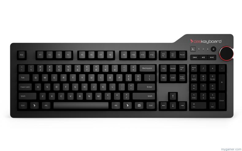 Das Keyboard 4 Professional Review Das Keyboard 4 Professional Review daskeyboard 4 professional front view
